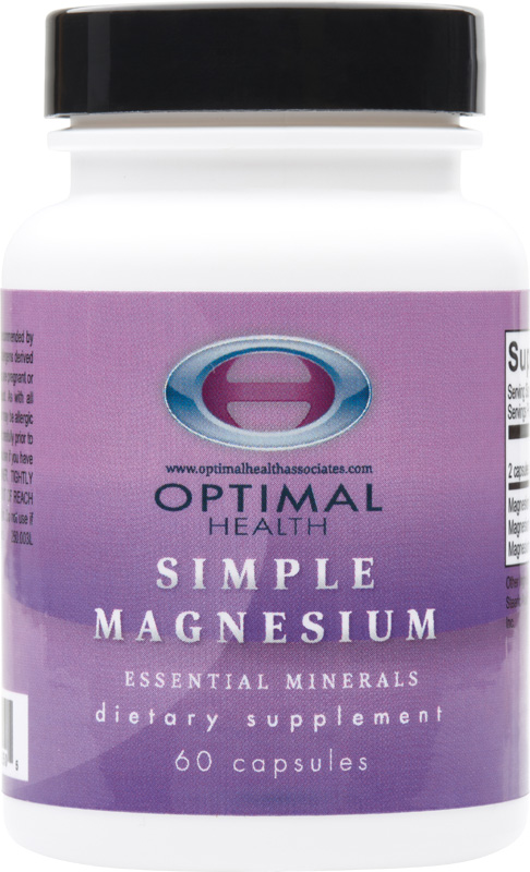 Simple Magnesium<br/>60 count