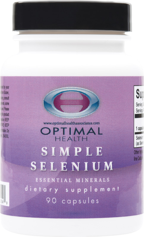 Simple Selenium<br/>90 count