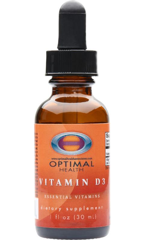 Vitamin D3 Liquid Ortho<br/>1 fl oz