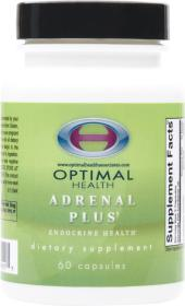 Adrenal Plus<br/> 60 count