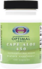 Cape Aloe-450<br/>100 count