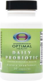 Daily Probiotic<br/>30 count