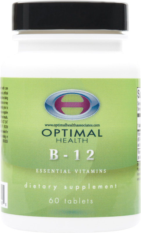 B12 - 5000<br/> 60 count