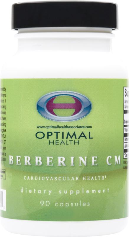 Berberine CM<br/>90 count