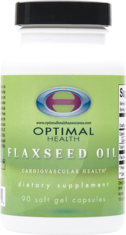 Flaxseed Ortho<br/>100 soft gel cap