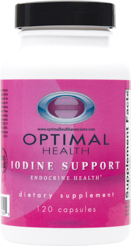 Iodine Support<br/>120 count