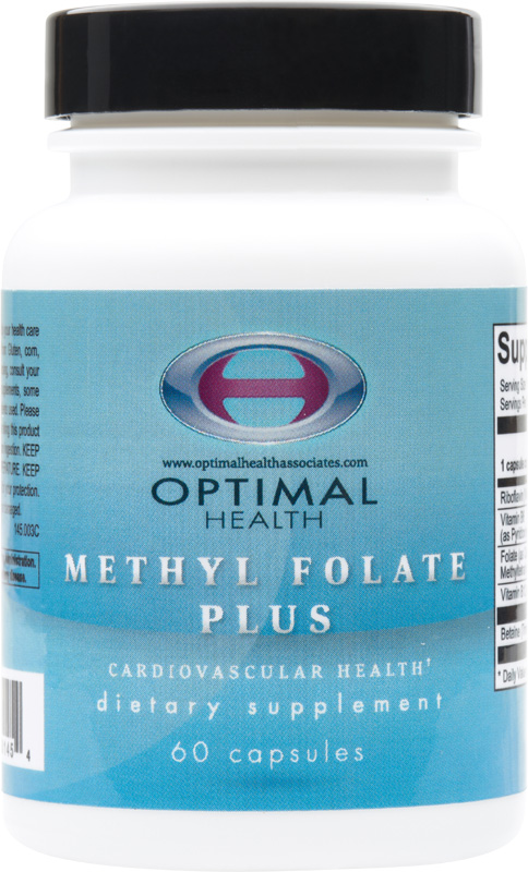Methyl Folate<br/>60 count