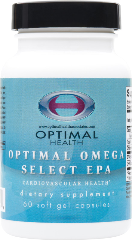 Optimal Omega Select EPA<br/>60 count