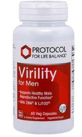 Virility for Men 60 count