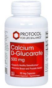 Calcium D-Glucarate 500mg