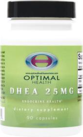 DHEA 25MG<br/>90 count