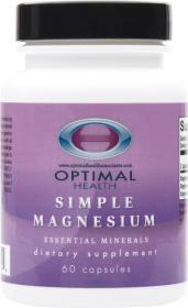 Simple Magnesium<br/>60 count